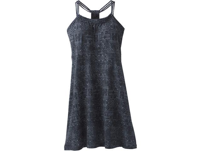 Prana Pristine Dress Damen black mosaic